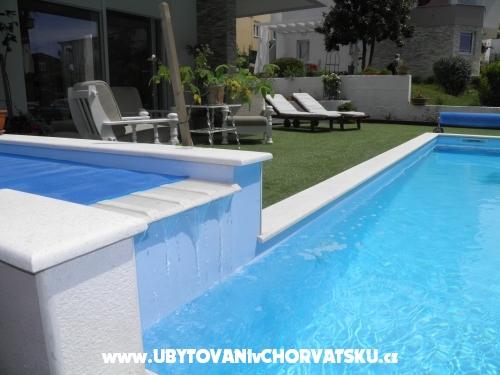 Apartm�ny Mirakul - Zadar Chorvatsko