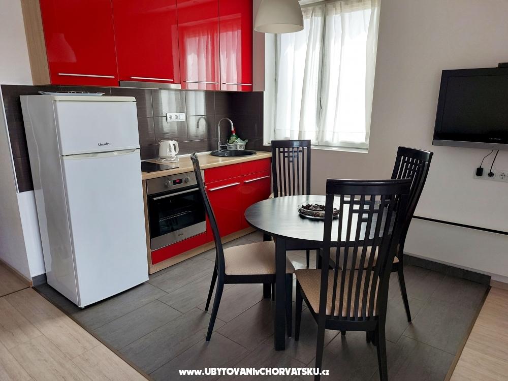 Apartmány Peric Diklo - Zadar Chorvatsko