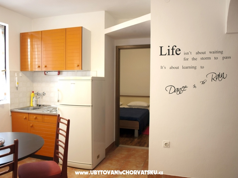 Apartmanok Peric Diklo - Zadar Horvátország