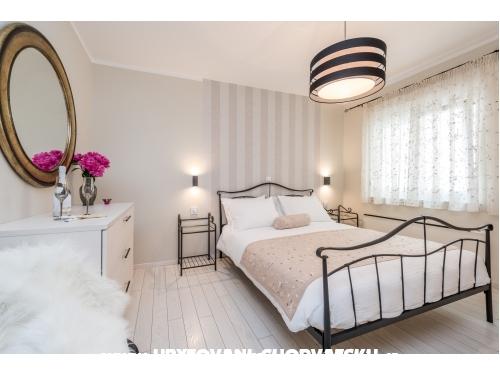 Apartmanok Villa Karla - Zadar Horvátország