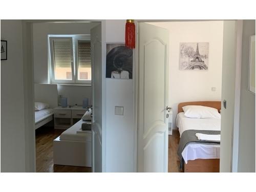 Appartements Diklo - Zadar Croatie