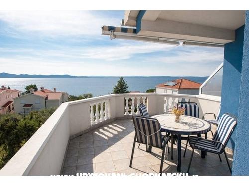 Luton Apartmány - Zadar Chorvatsko
