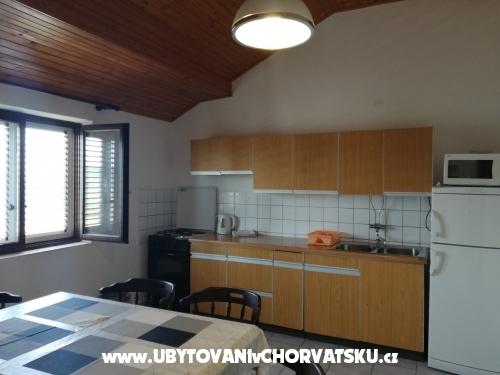 Apartmány Ivica- Livi - Zadar Chorvatsko