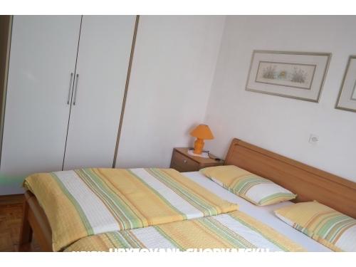 Appartements Biskup - Zadar Croatie