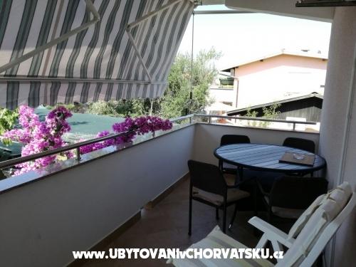 Lucija apartmány - Zadar Croatia