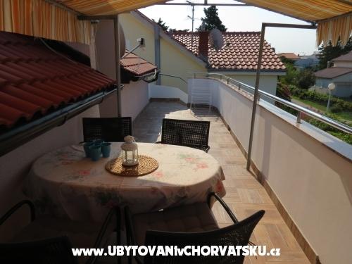 Lucija apartmány - Zadar Chorvatsko