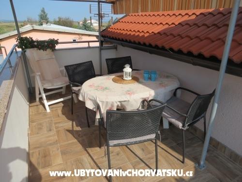 Lucija apartmány - Zadar Croazia