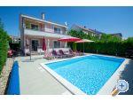 Apartmán s bazénem ViGo - Zadar Chorvatsko