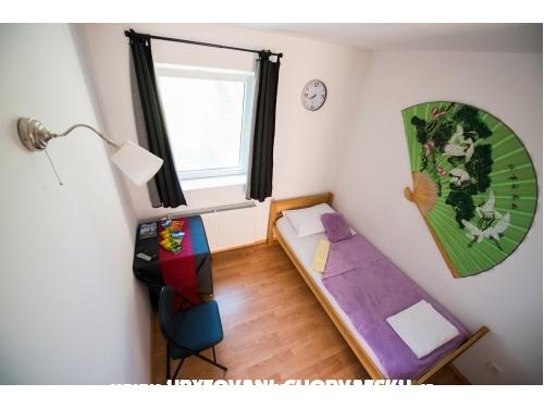 Hostel Zagreb - Záhřeb Chorvatsko