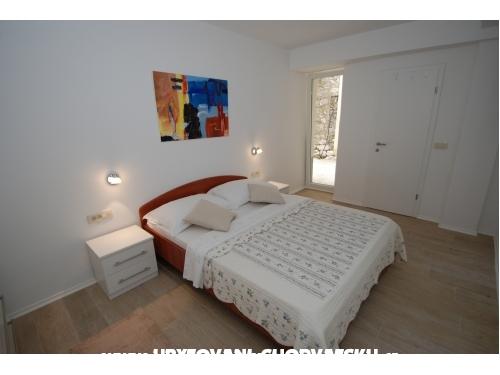 Apartmány Casablanca - Zaostrog Chorvatsko