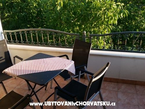 Apartmány Anita - Zaostrog Chorvatsko