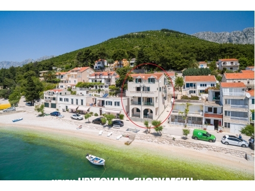 Apartments Babi� - Zaostrog Croatia