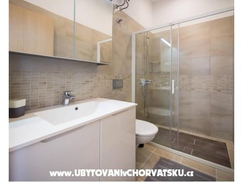 Apartmány Babić A4 - Zaostrog Chorvátsko