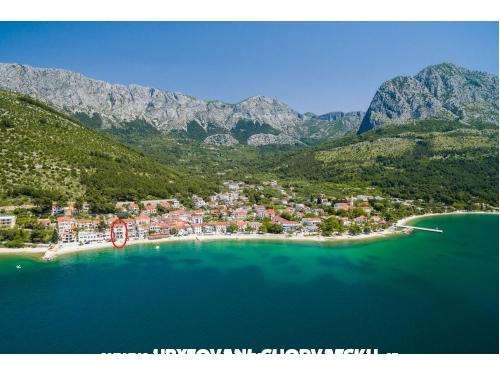 Apartmani Babić A4 - Zaostrog Hrvatska