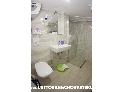 Apartmány Bevanda Zaostrog - Zaostrog Chorvatsko