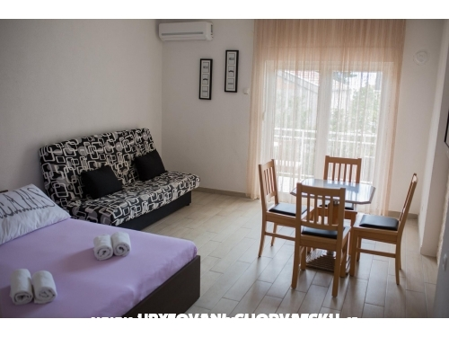апартаменты Bevиa Zaostrog - Zaostrog Хорватия