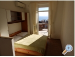 Apartmány Bilkini - Zaostrog Chorvatsko