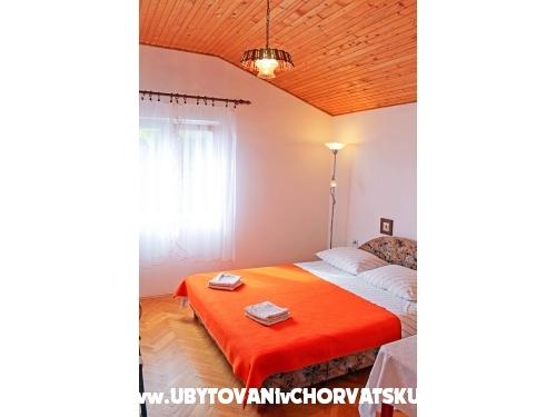 Apartmány Kosović III - Zaostrog Chorvátsko