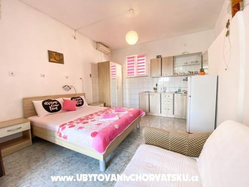 Apartmány Ostrog - Zaostrog - Zaostrog Chorvátsko