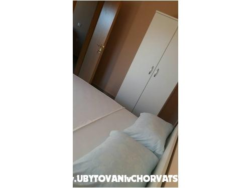 Apartmanok Malbašić - Zaostrog Horvátország