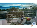 Appartements Martinović - Zaostrog Kroatien
