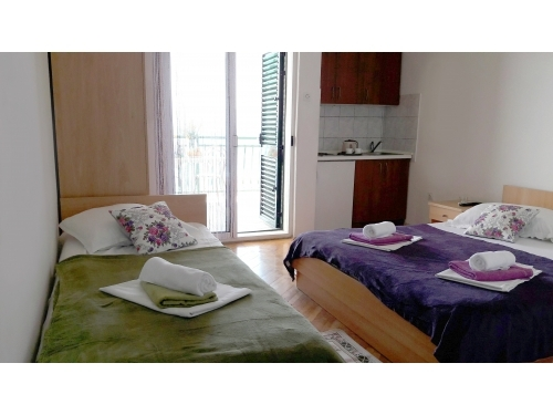 Apartmanok Pirak - Zaostrog Horvátország