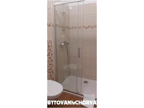 Apartmány Ružica - Zaostrog Chorvátsko