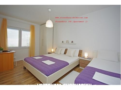 Strandhaus Dalmatien - Zaostrog Chorvatsko