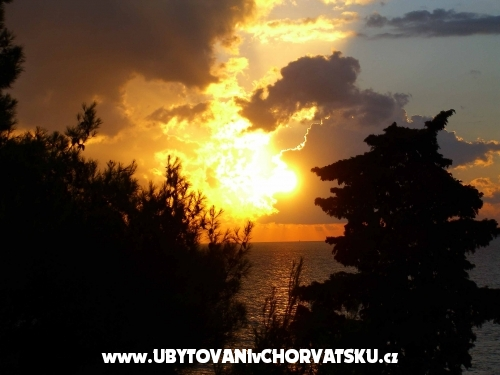 Apartmanok Mate - Zaostrog Horvátország