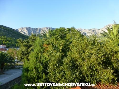 Vila Danica - Zaostrog Chorvátsko