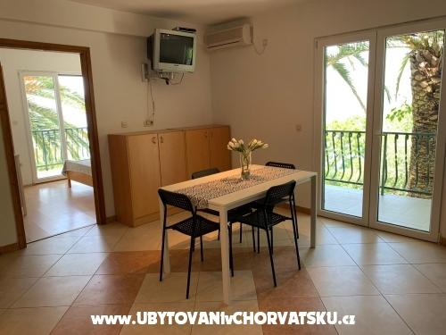 Apartmanok Palma - Zaostrog Horvátország