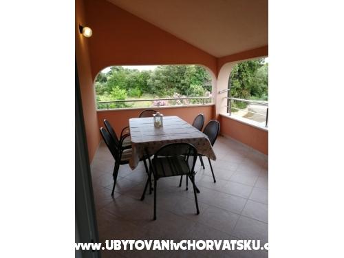 Apartman Mira - Zaton Horvátország