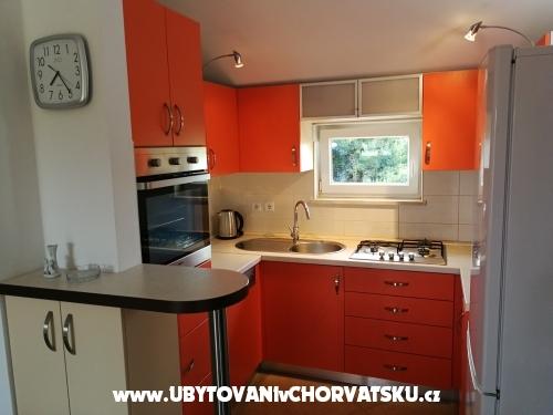 Apartmán Mira - Zaton Chorvatsko