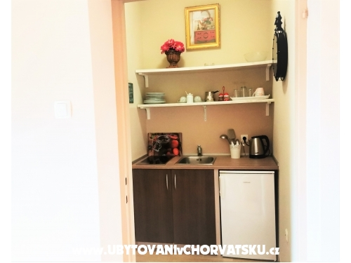Apartmanok California - Zaton Horvátország
