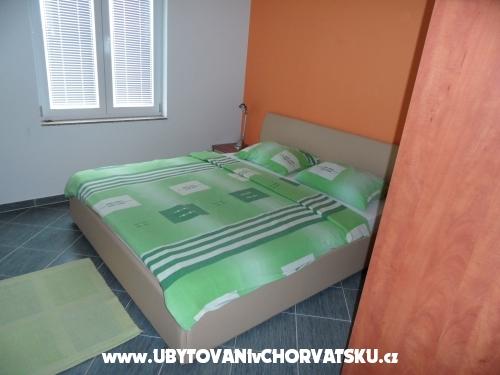 Apartmány Ćurić - Zaton Chorvatsko