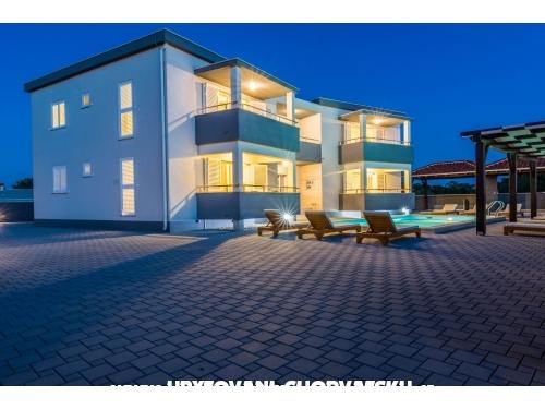 Apartmány Villa More - Zaton Chorvátsko