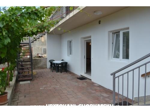 Apartmanok Zora - Zaton Horvátország