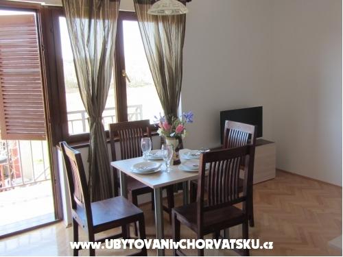 Apartmány Zora - Zaton Chorvátsko