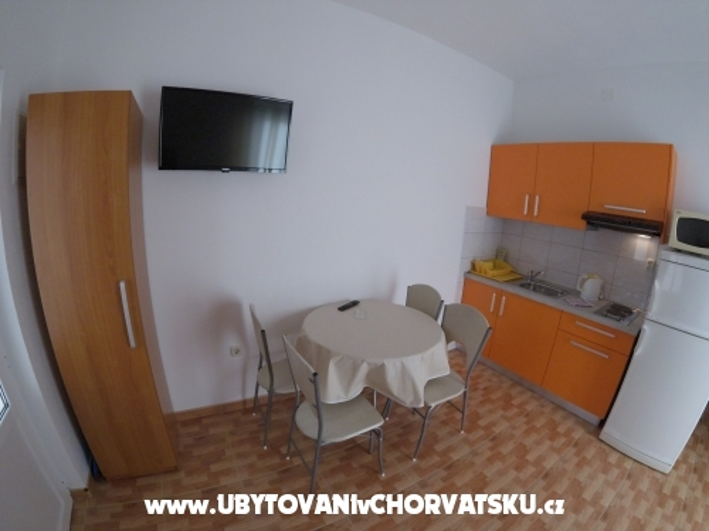 """Apartmán """" Luka """" - Živogošče Chorvátsko"""