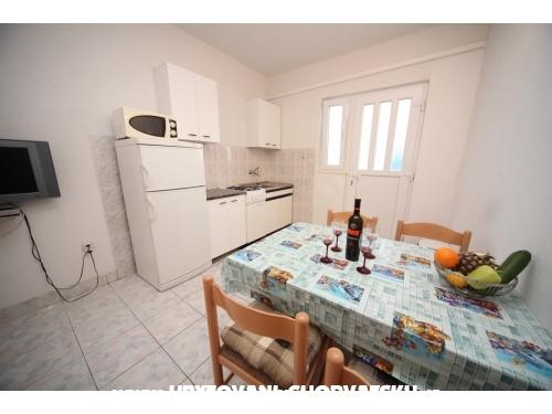 Apartmány Andrija - Živogošče Chorvátsko