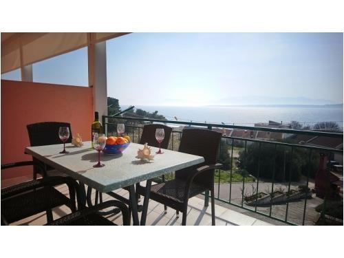 Appartements Andrija - Živogošče Croatie