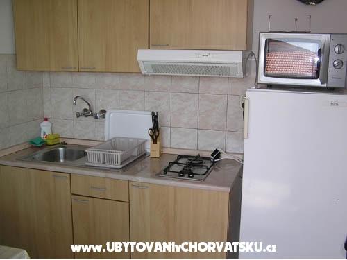 Apartmány Beti - Živogošče Chorvatsko