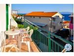 Appartements Ferdo - Živogošče Kroatien