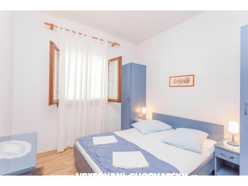 Apartmanok Gabrić - Živogošče Horvátország