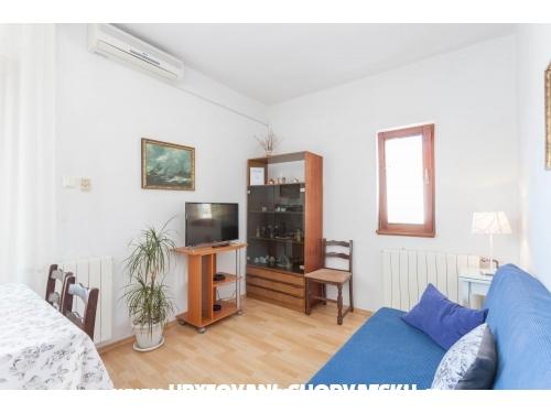 Apartmány Gabrić - Živogošče Chorvatsko