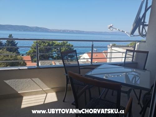 Apartmanok Gnjec - Živogošče Horvátország
