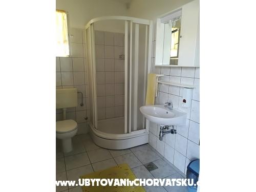 Apartmaji Gnjec - Živogošče Hrvaška