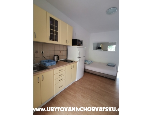 Appartements Gnjec - Živogošče Croatie