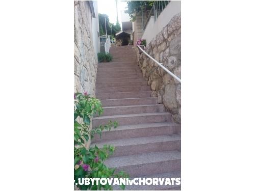 Apartmanok Jovanović - Živogošče Horvátország