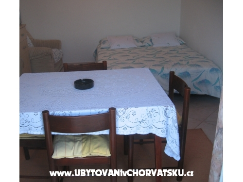 Apartmány Jovanović - Živogošče Chorvátsko